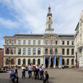 Рижская ратуша